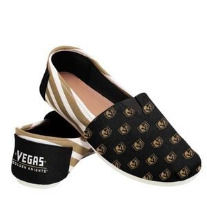 Vegas Golden Knights Canvas Shoes
